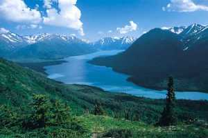photo of Alaska's Inside Passage from shipshoretravel.org