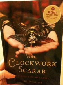Clockswork Scarab