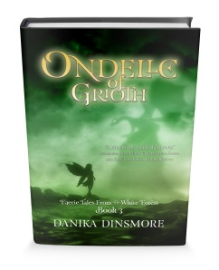 Ondelle hardcover copy